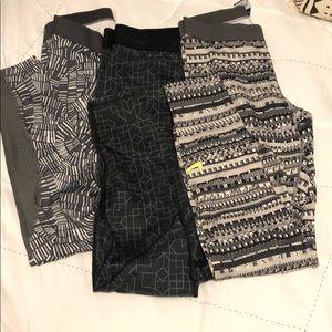 Bundle of Nike pants